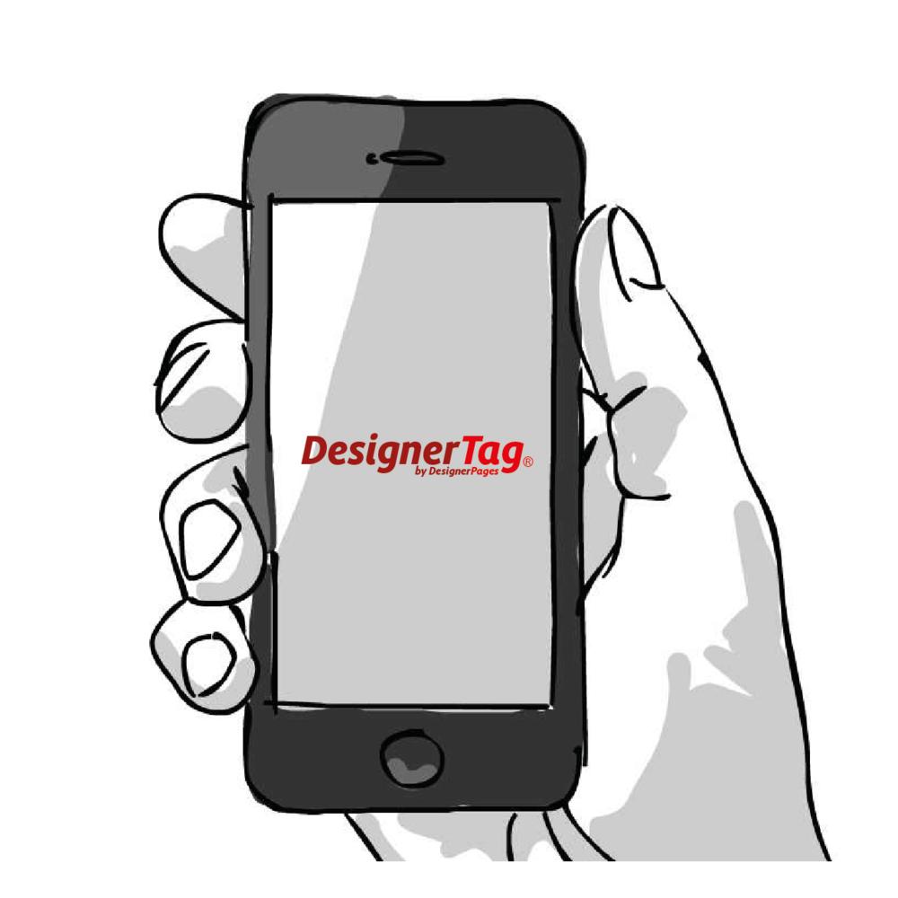 Designer Tag