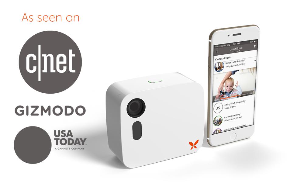 Butterfleye Inc, Marketing Strategy  | 2014    Butterfleye   - A learning home monitoring camera