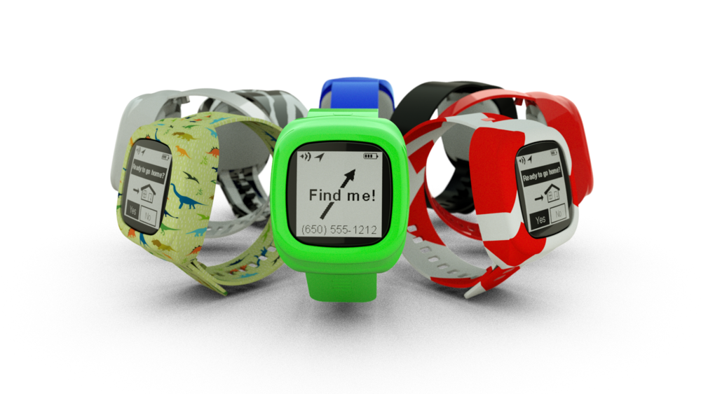 Ambit Networks, Intern  | 2014    Ambygear   - A smart watch for kids
