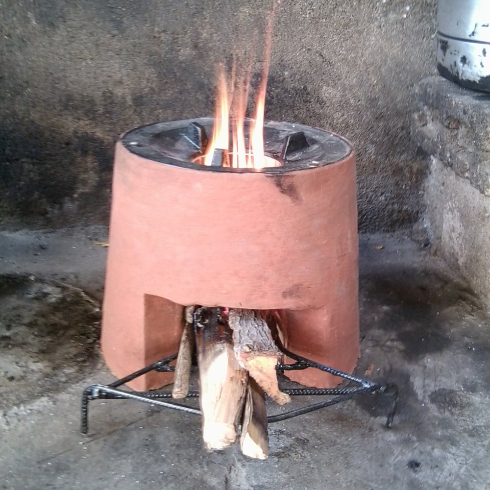 Cook stoves -