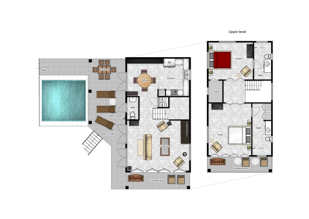 Floor Plan Sopra Mare
