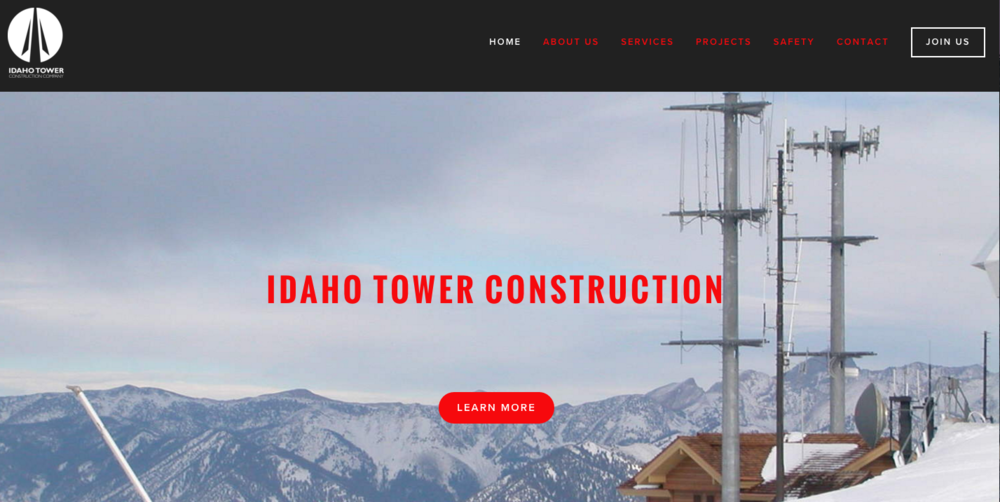Idaho Tower Construction Company