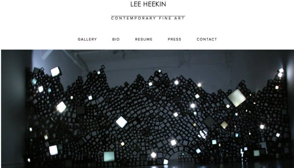 Lee Heekin - Contemporary Fine Artist