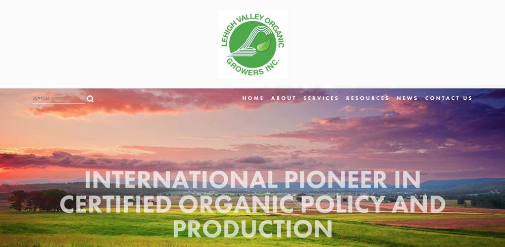Lehigh Valley Organic Growers