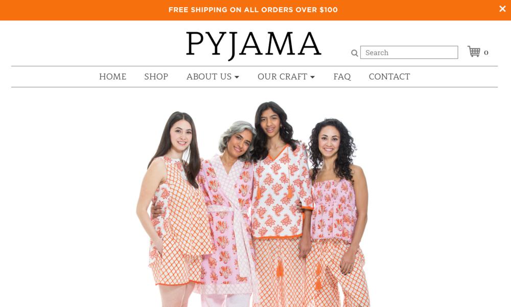 Pyjama Wallahs
