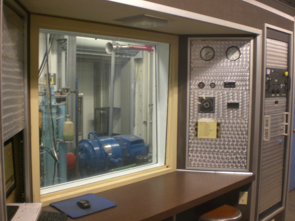 UC Berkeley Toyota Engine Test Cell