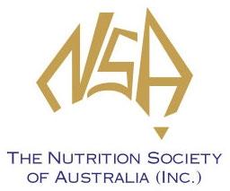 Nutrition Society of Australia logo