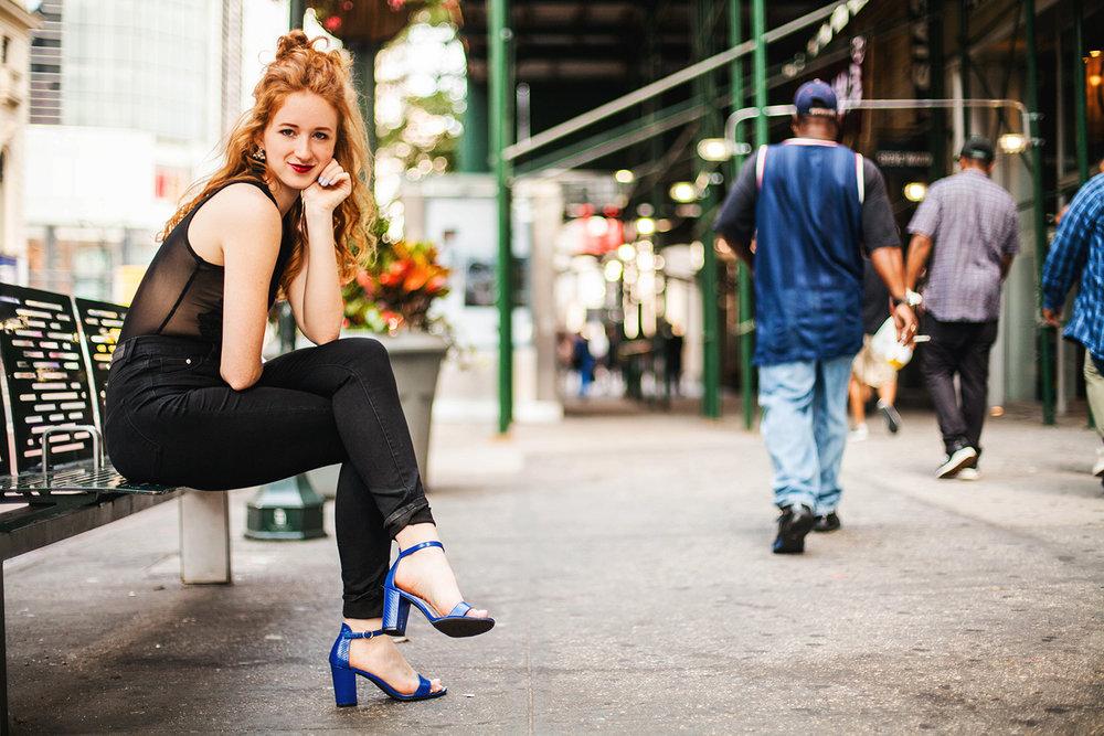 A Fashionista in New York
