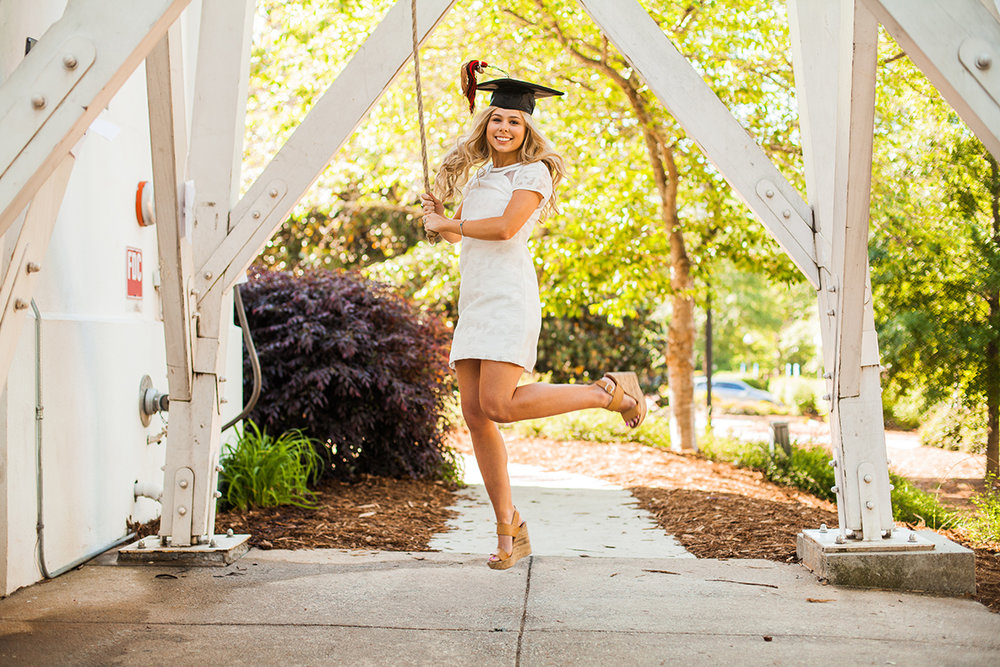Graduations // Mary Claire