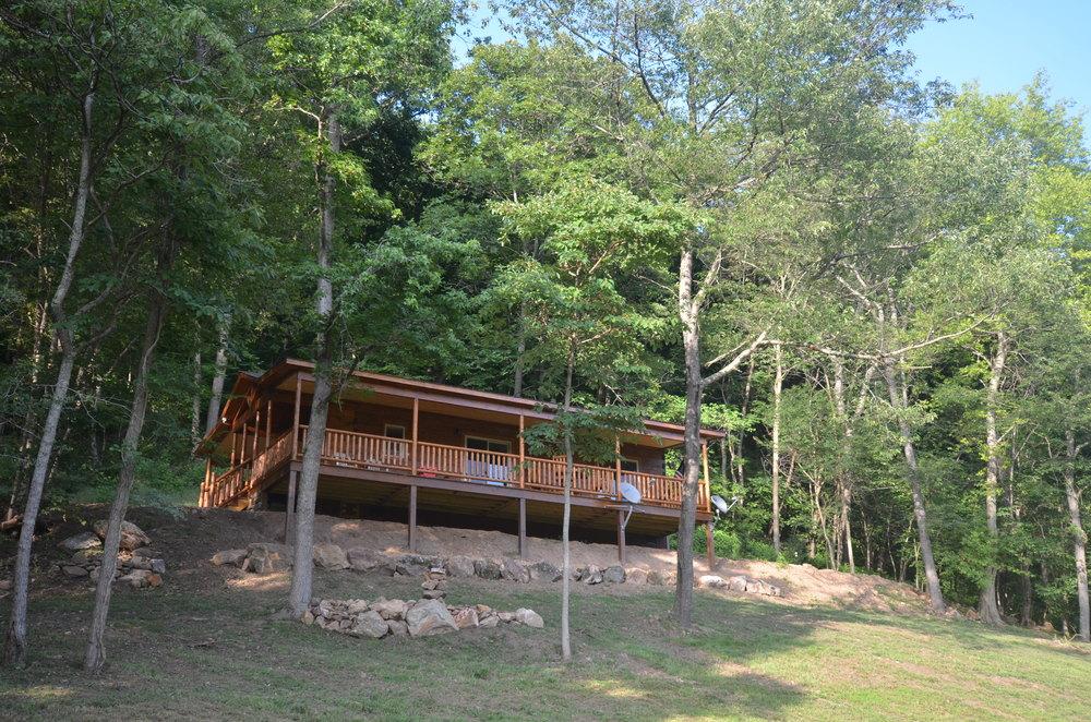 Moonshade Cabin