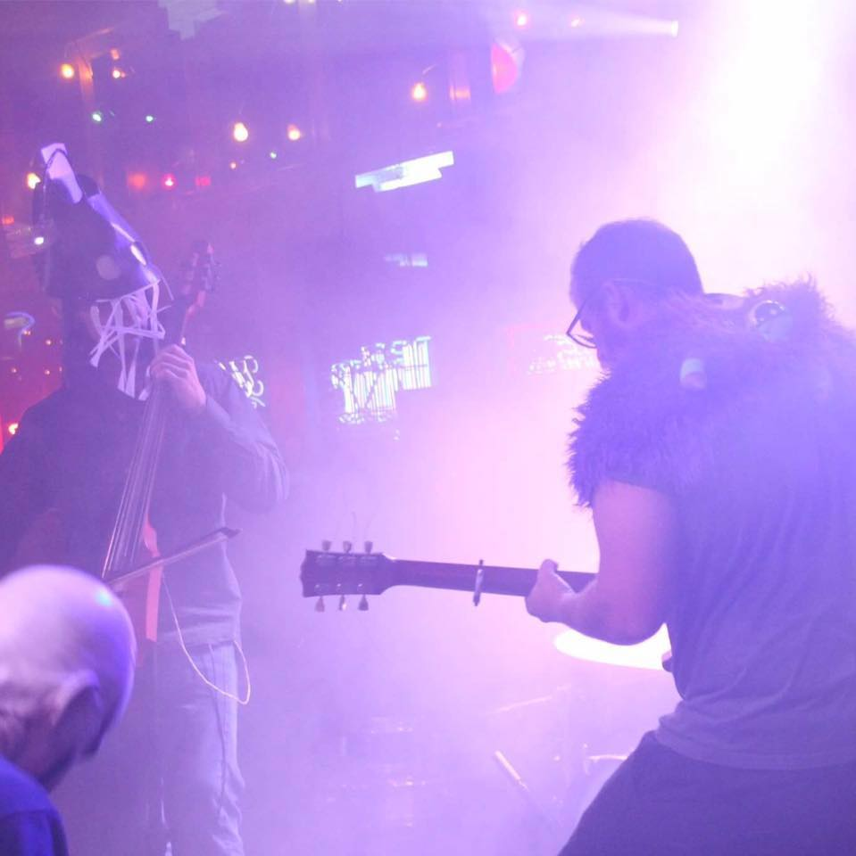Halloween Show 2016 at Clyde's in Chattanooga