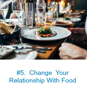 Once you learn how to taste you will find your perspective on food slowly changing.   You will begin to see food as a sensual pleasure and a way to connect on a more meaningful level with others.