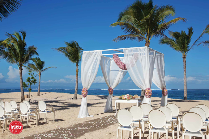 Mulia Beach Wedding By Bali For Two Bali For Two Wedding