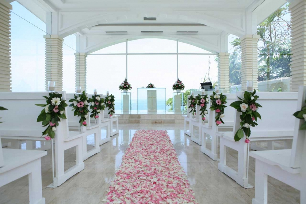 blue point chapel wedding by bali for two