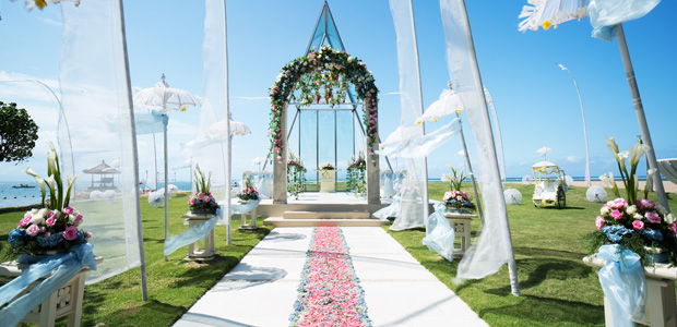 Grand mirage ocean breeze chapel wedding bali for two wedding planner bali wedding package 3976fg junglespirit Images