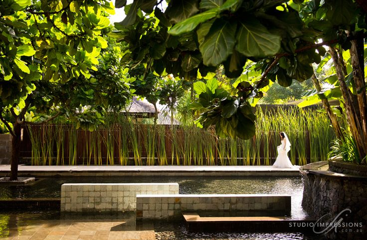Conrad Oasis Wedding Bali For Two Wedding Planner