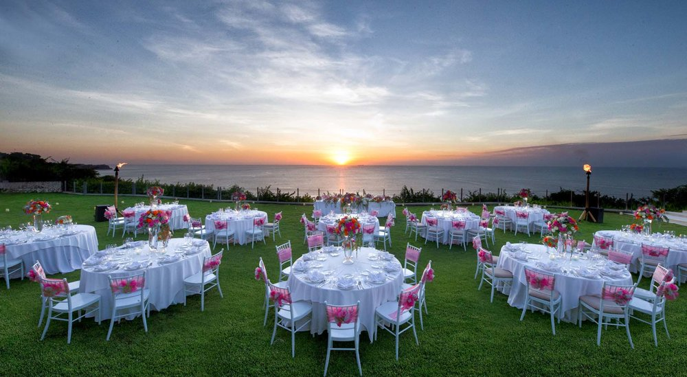 Ayana Villa Wedding Bali For Two Wedding Planner