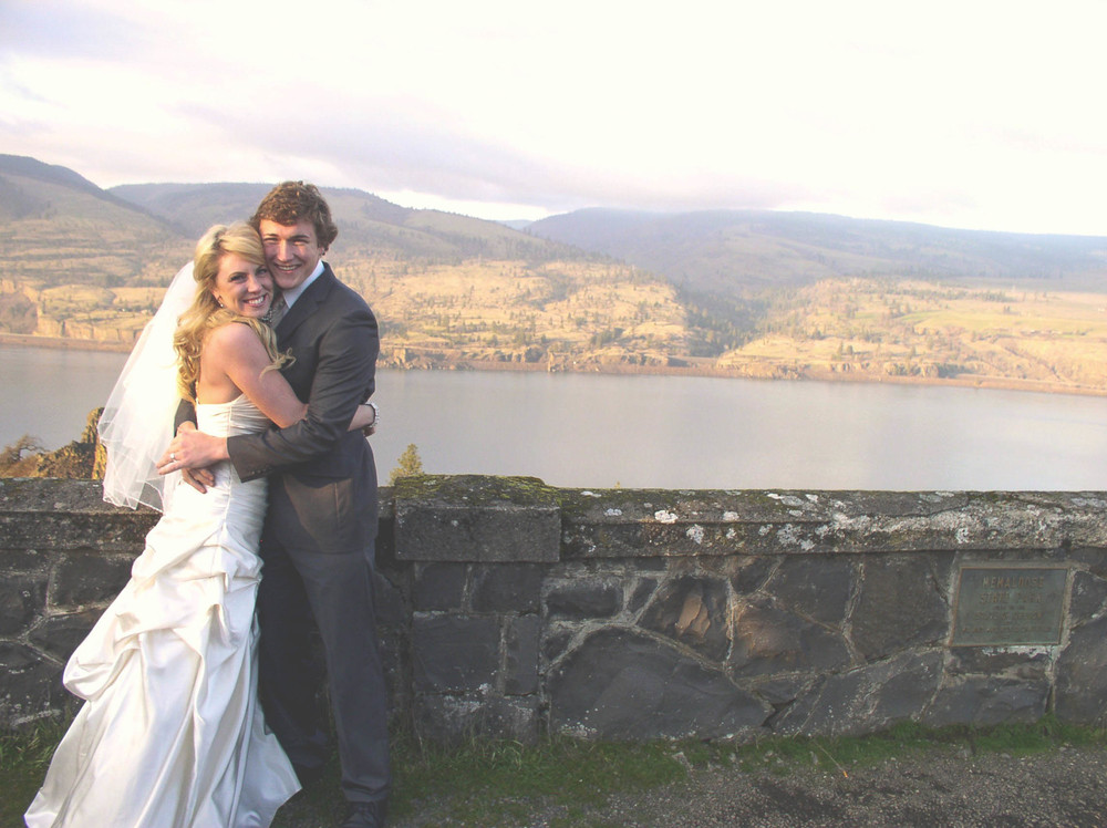 Josh + Anna || Columbia River Gorge Bridal Shoot