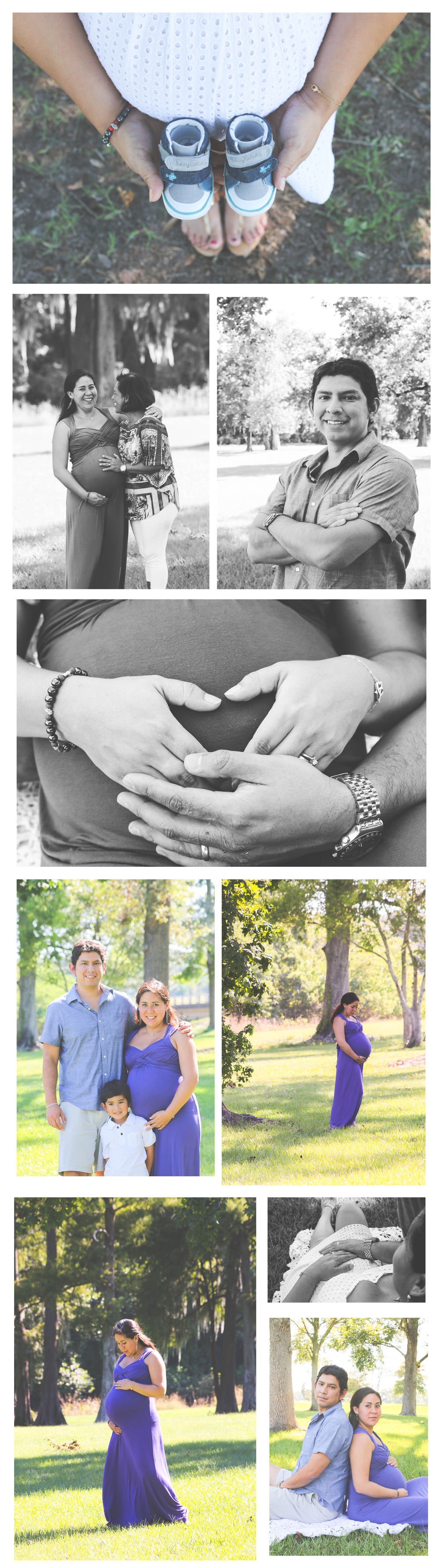 The Picture People | Carla + Oliver Maternity and Family