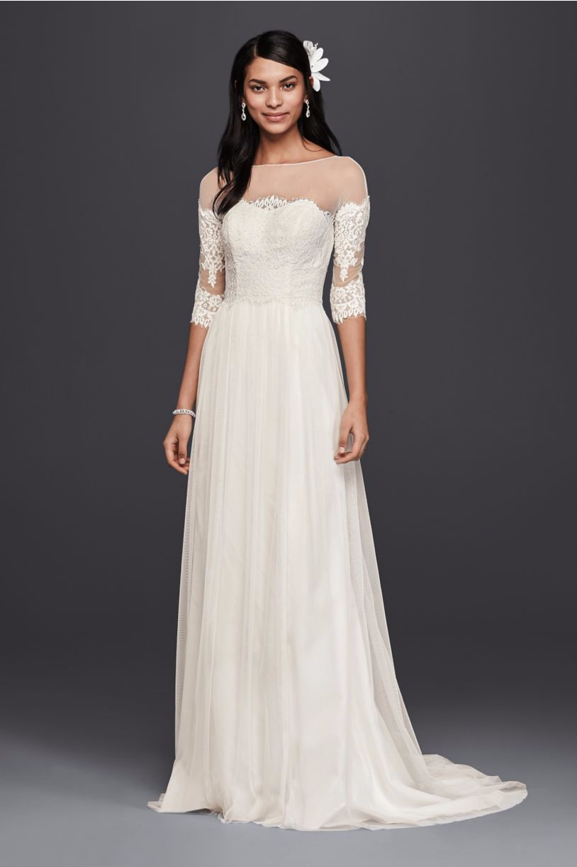 Elopement Dresses Under $500