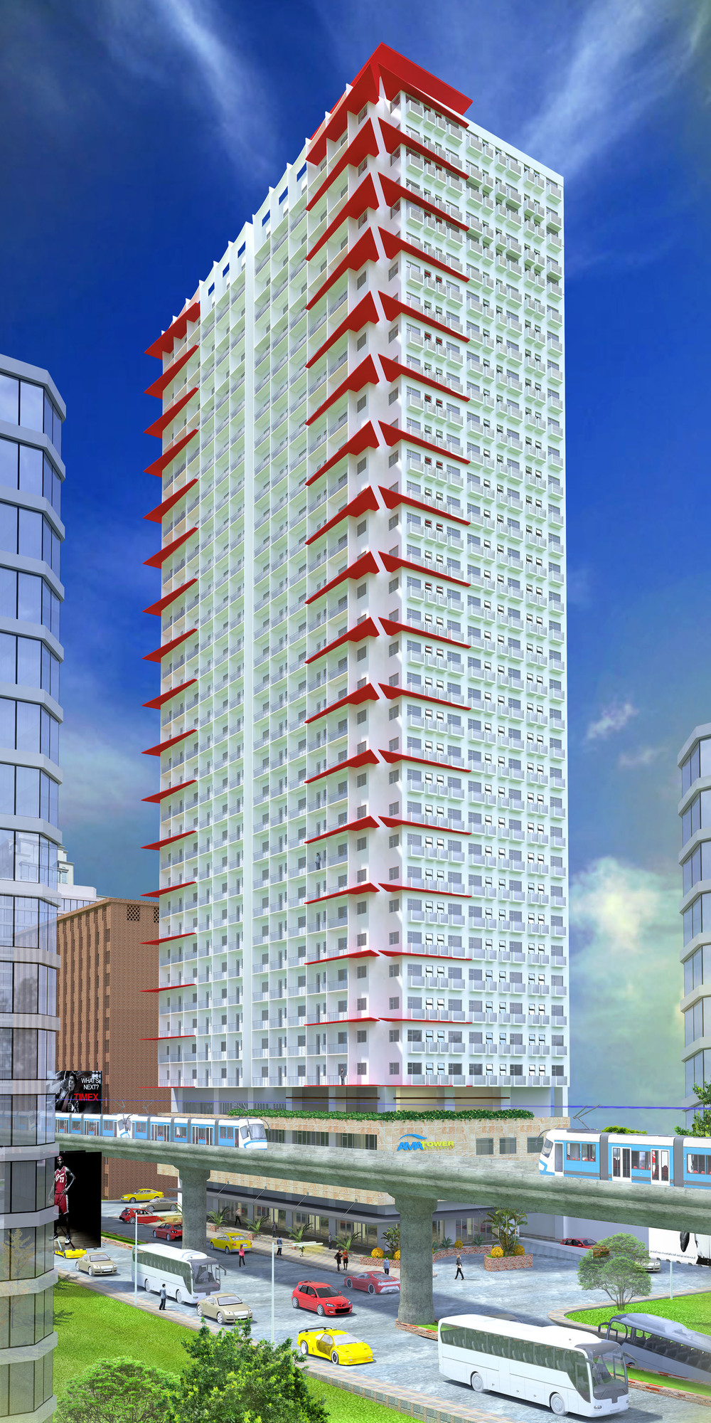 AMA Tower Residences