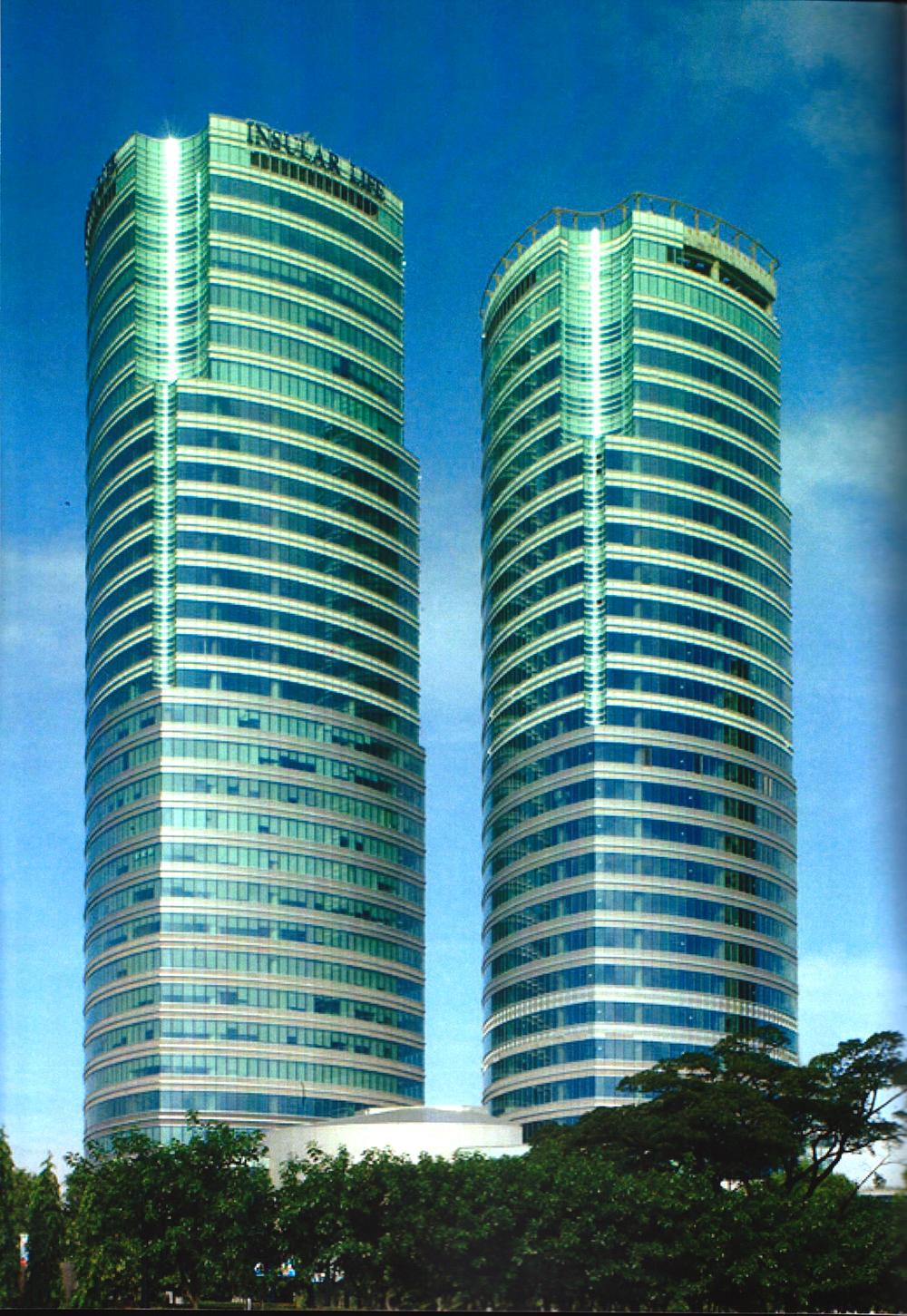 Insular Life Corporate Center