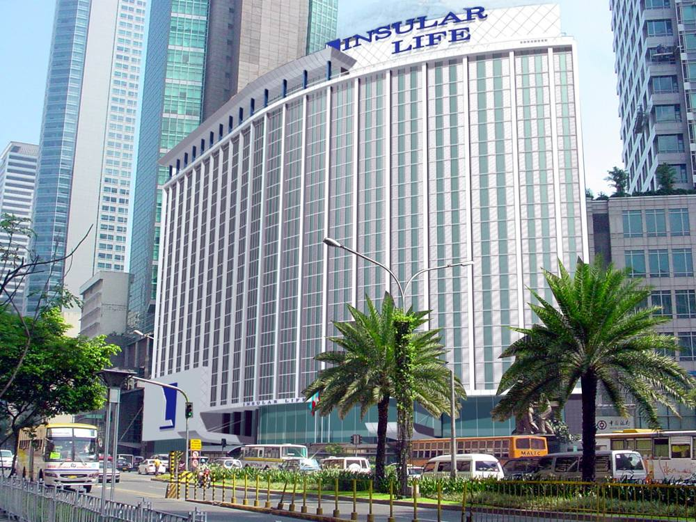 Insular Life Corporate Center Makati (Building Facelifting & Improvement)