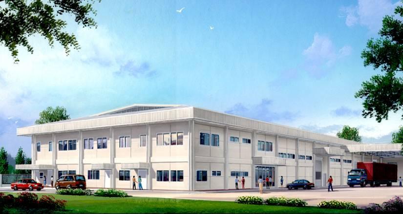 Fujihiro Factory Building