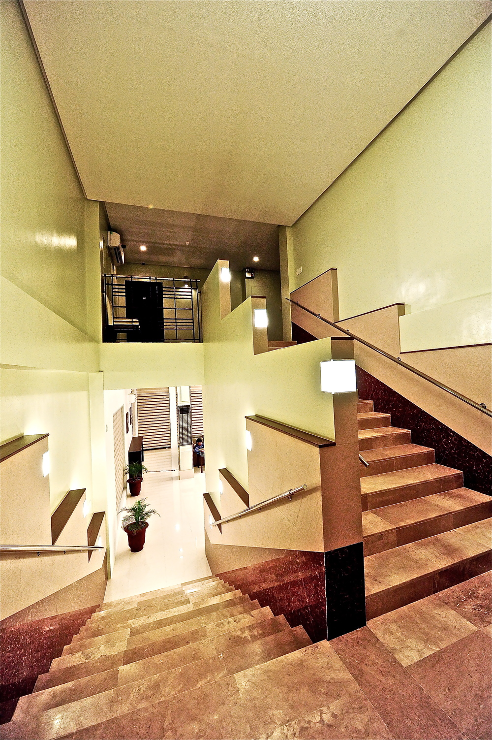 Casablance Suites - main stairs.jpg