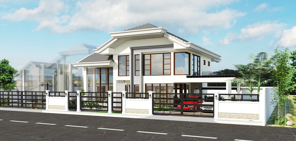 3-Storey 5 Bedroom Residence