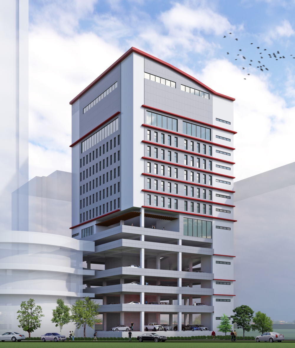 ZEN Tri-Tower Residential Condominium - Phase 3