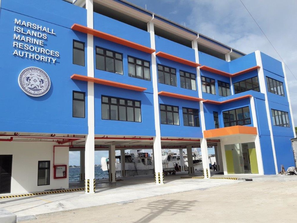 Marshall Islands Marine Resource Authority (MIMRA) Building