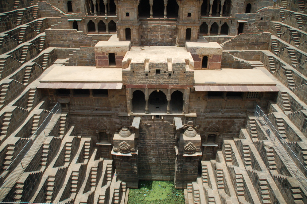 Super Cool Step Well