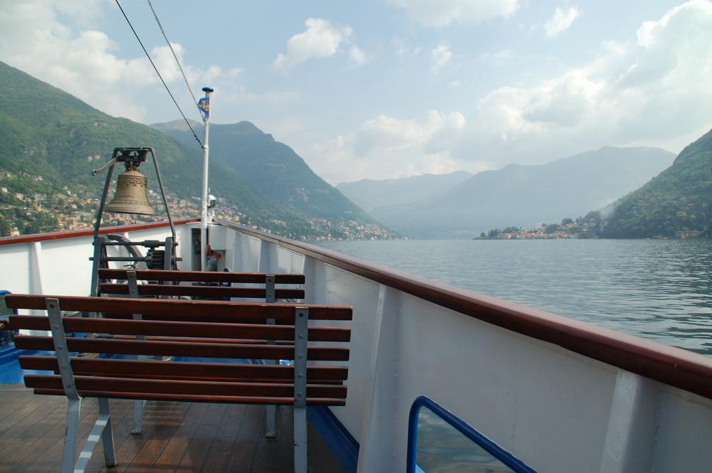 Lake Como Cruise