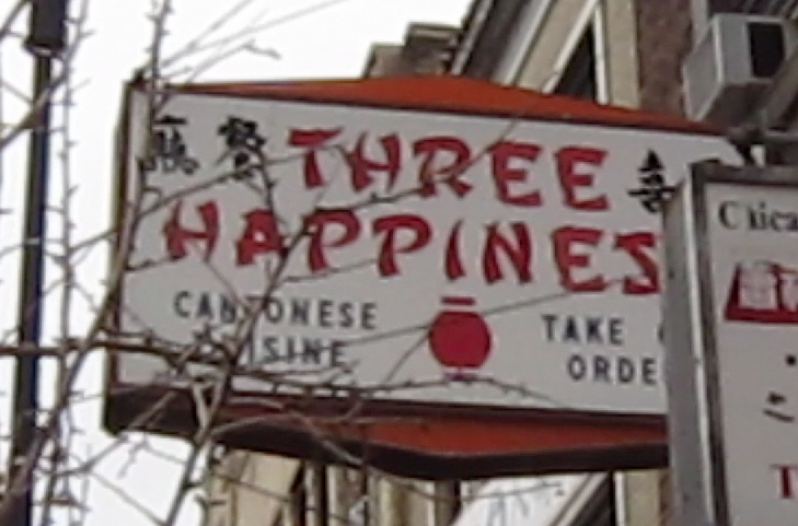 """Little"" Three Happiness"