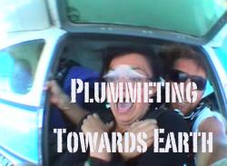 Plummeting Towards Earth