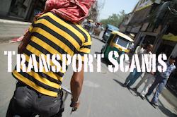 Street Smarts: Transport Scams