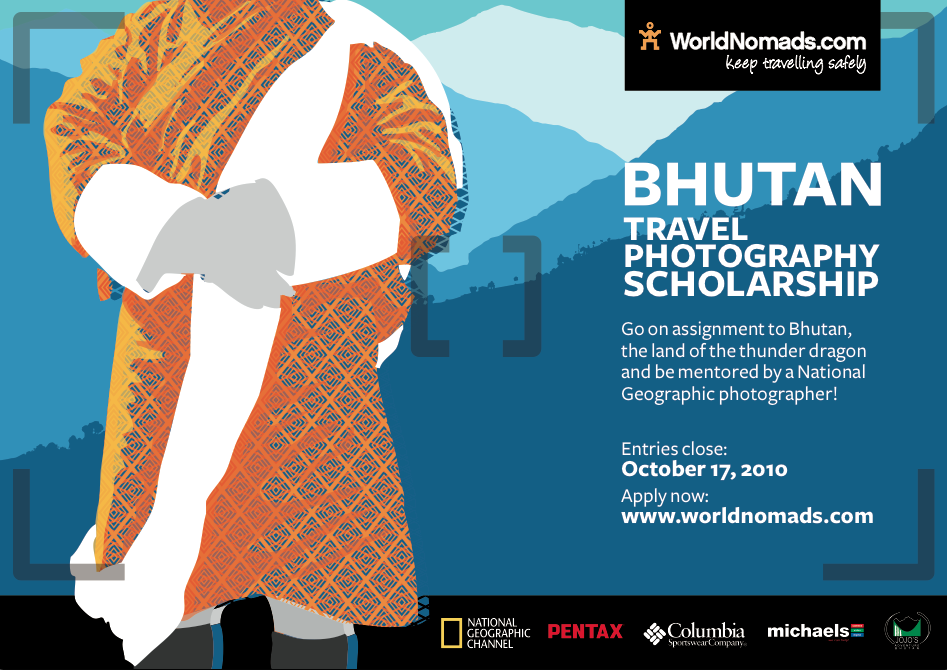 Bhutan Travel Scholarship