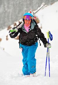 Sierra Skiing