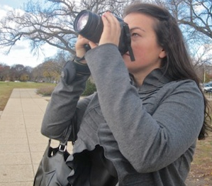 Photographing in D.C.