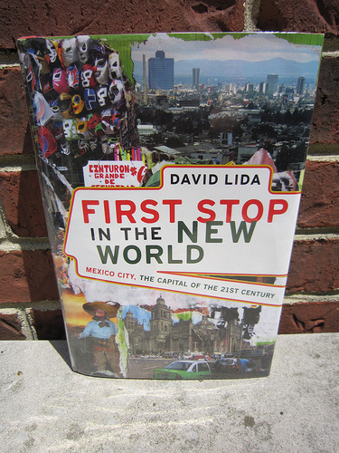 David Lida First Stop in the New World 3