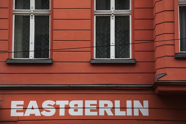 East Berlin store near Rosenthaler Platz