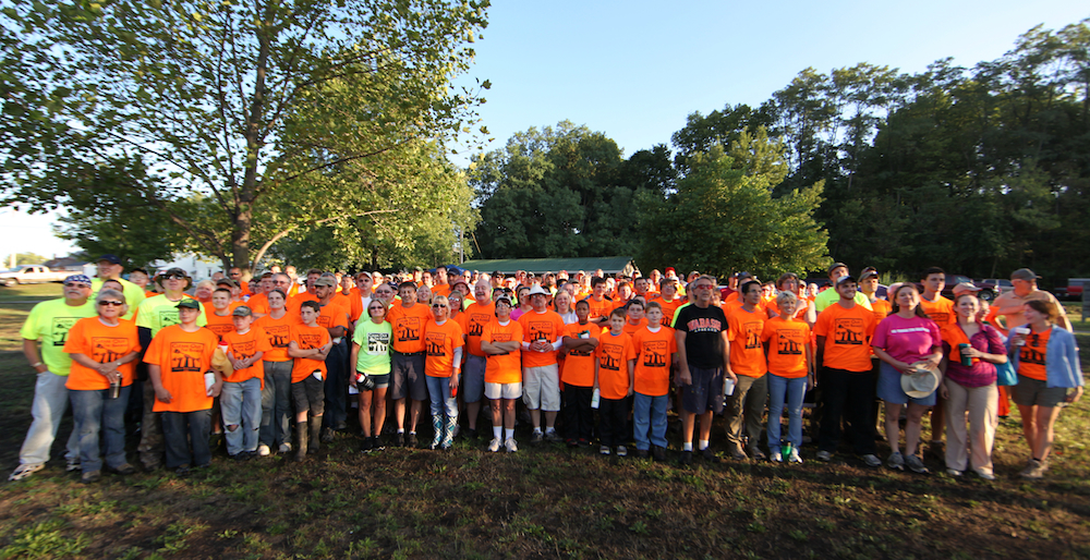 Clean Out The Banks! Wabash group photo
