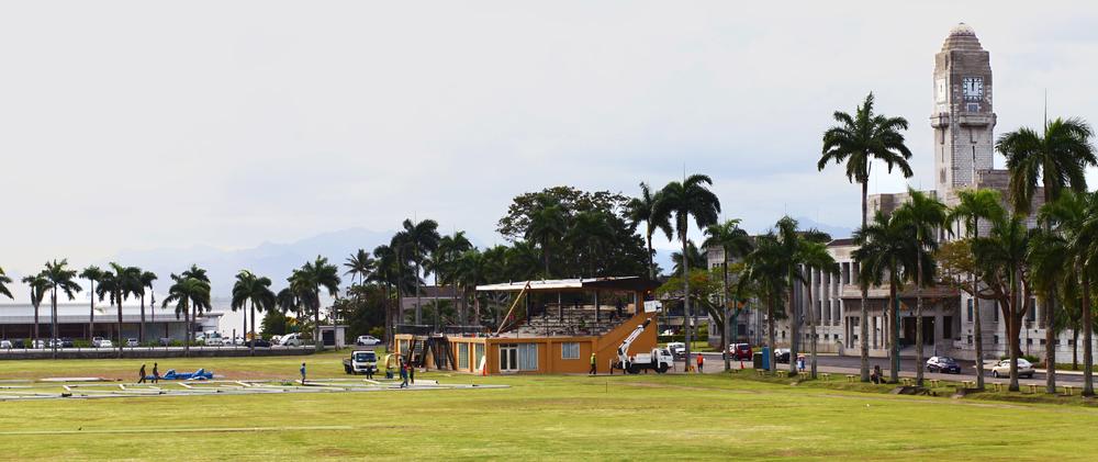 Suva, Albert Park, Fiji