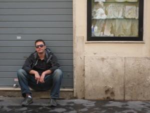 Ian, the Tourist