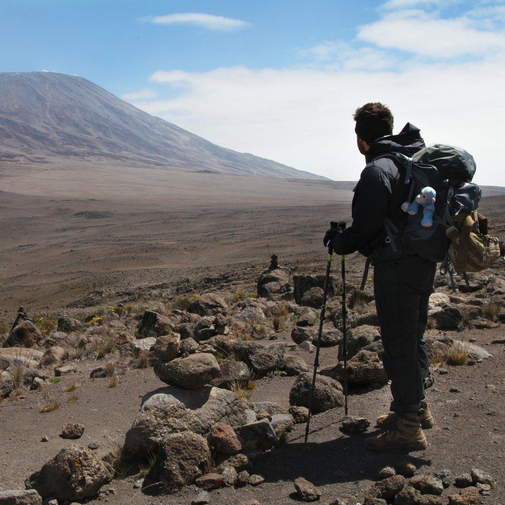 Mt. Kilimanjaro - Tanzania 2014
