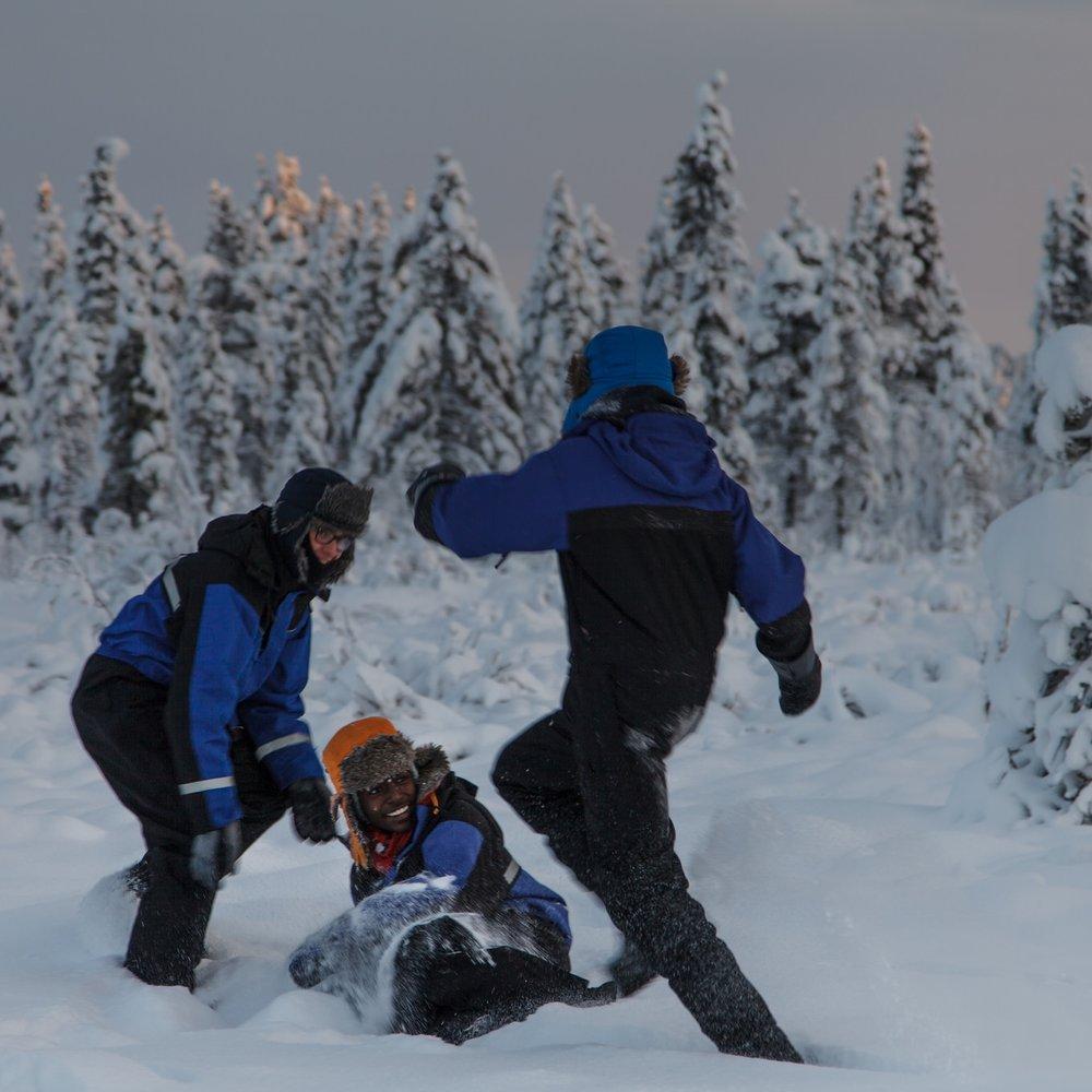 Lapland - Sweden 2015