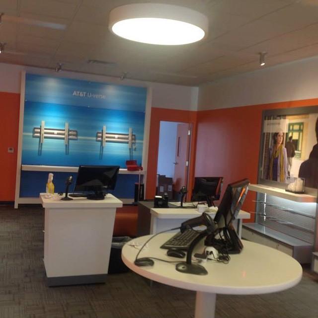 Tenant Inprovement - AT & T store in Santa Anita, CA