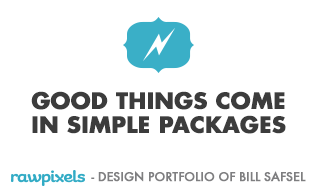 Rawpixels - Design Portfolio of Bill Safsel