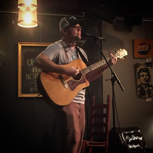 Loved playing some old tunes tonight at the Good Cup.  Really love that place and the people there!